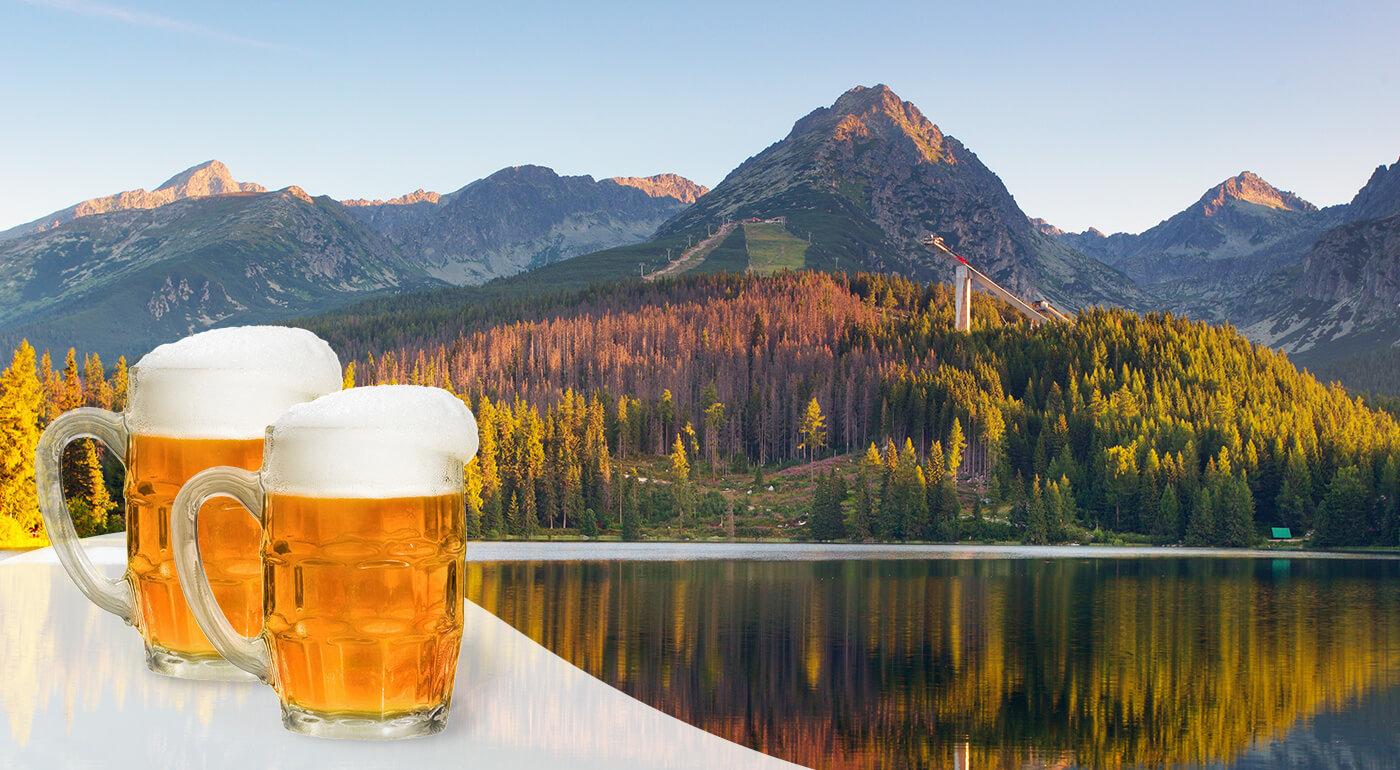 Pivo na Prednom Solisku - pripite si s nami a zároveň prispejte na dobrú vec v našich Tatrách