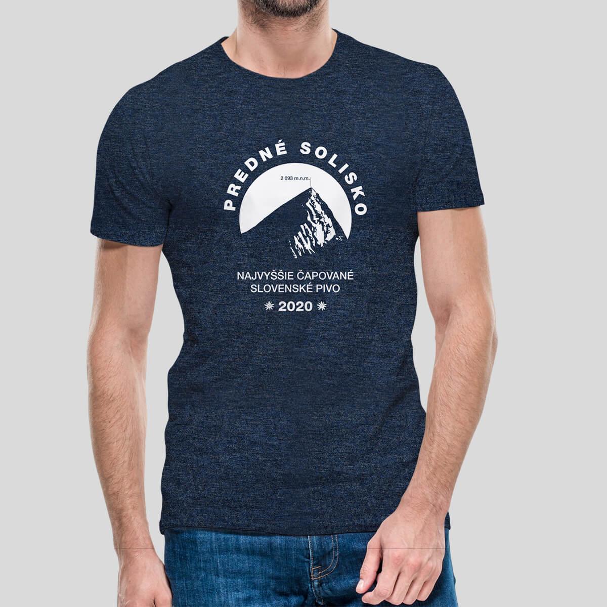 Tričko Pivo Tatry 2020 - veľkosť S (v cene je aj poštovné)