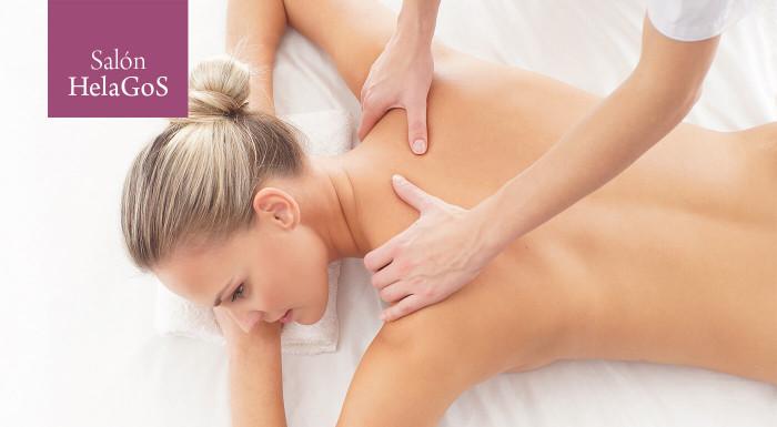 Športová masáž v Salóne HelaGoS