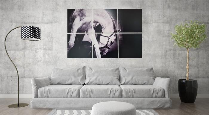 Fotoobraz na stenu - tlač na drevo alebo PVC