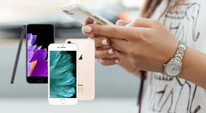 Apple iPhone 8 64GB + DARČEK