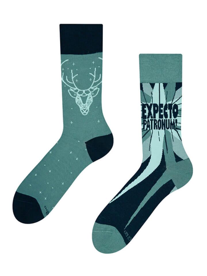 Good Mood ponožky Harry Potter ™ - Expecto Patronum - veľkosť 35-38