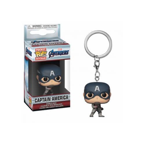 Kľúčenka Kapitán Amerika Avengers Endgame