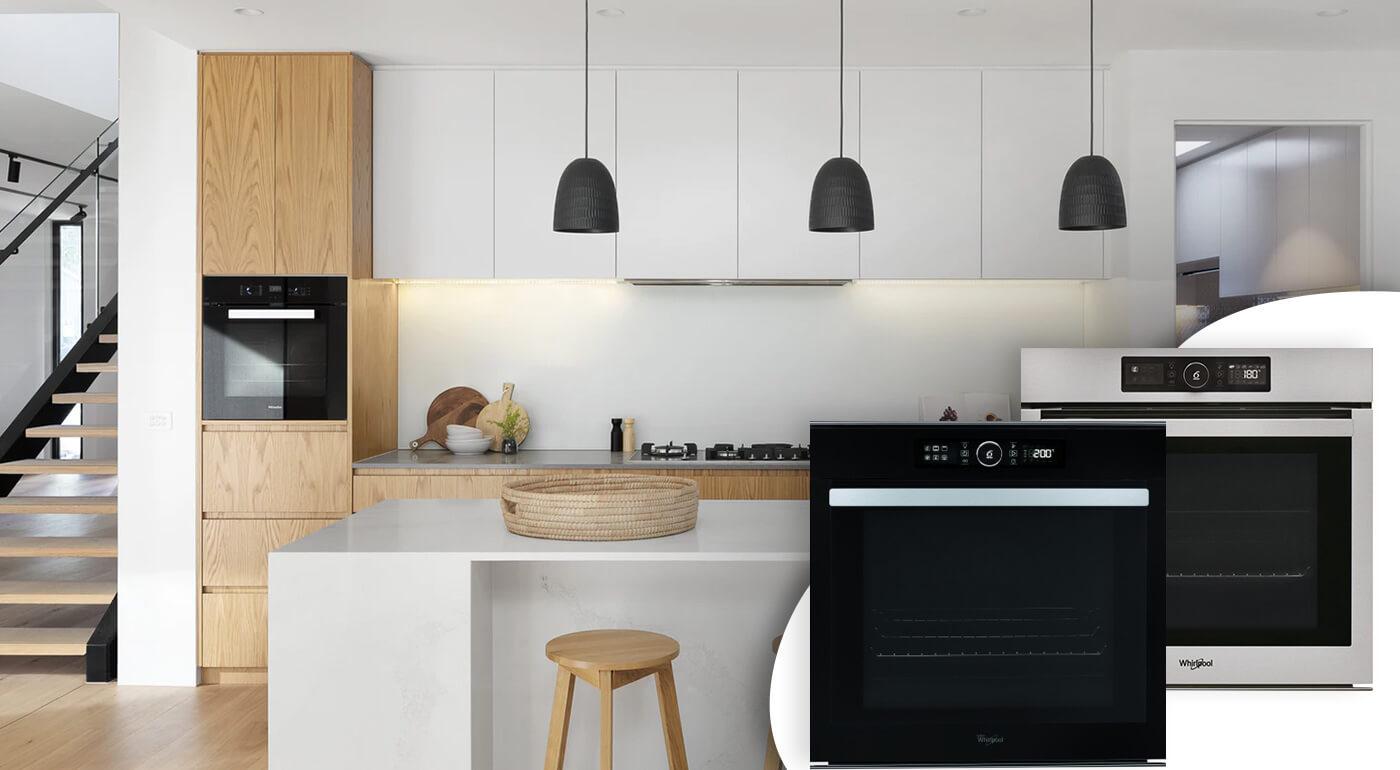 Vstavaná rúra Whirlpool - ten pravý pomocník na pečenie do vašej kuchyne
