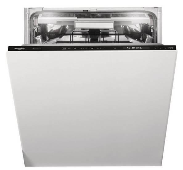 Whirlpool WIF 5041 PLEGTS 60 cm vstavaná umývačka riadu