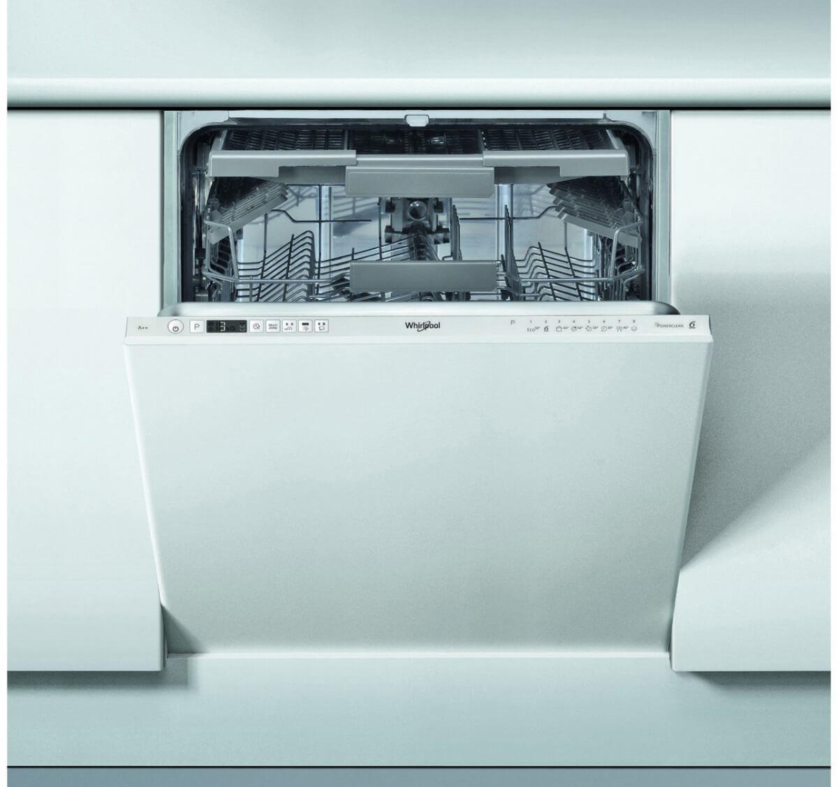 Whirlpool WIO 3T133 DEL 60 cm vstavaná umývačka riadu