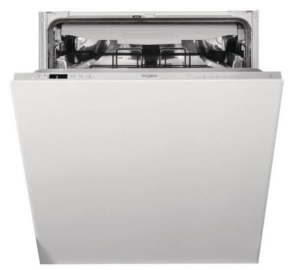Vstavaná umývačka riadu Whirlpool WIC 3C26F 60 cm