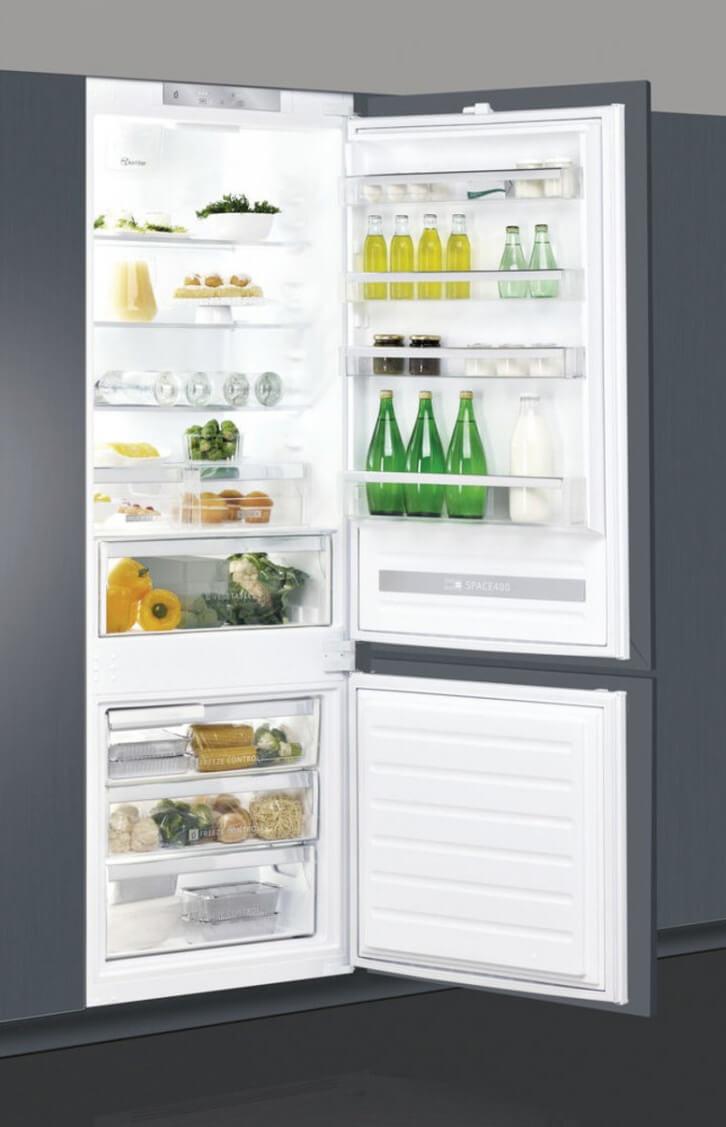 Whirlpool SP40 801 EU1 vstavaná chladnička