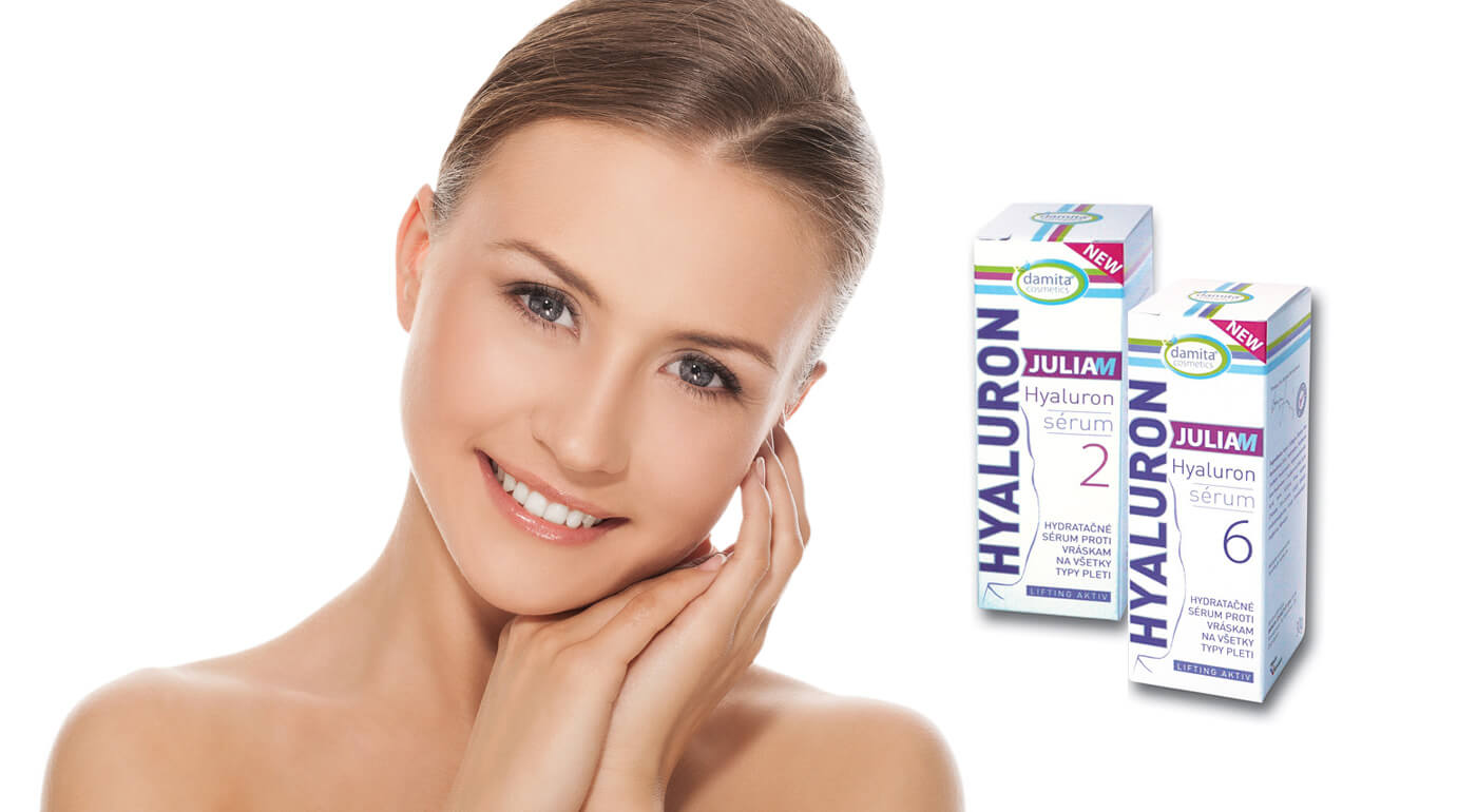 Vysokoúčinné sérum s kyselinou hyalurónovou