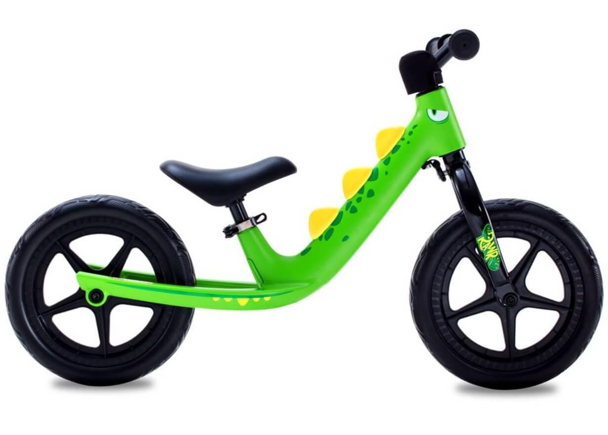 Detské odrážadlo RoyalBaby Learner - zelené (bez brzdy)