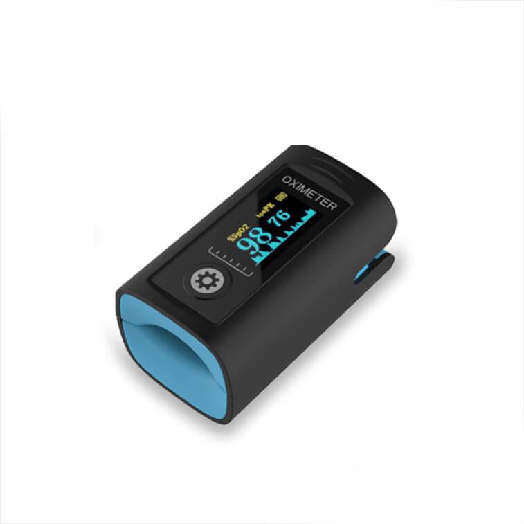 Pulzný oximeter Oxysmart- PC-60F na meranie hladiny kyslíka v organizme
