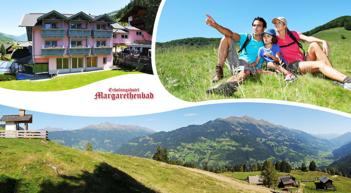 Pohodička pod rakúskymi Alpami - Margarethenbad