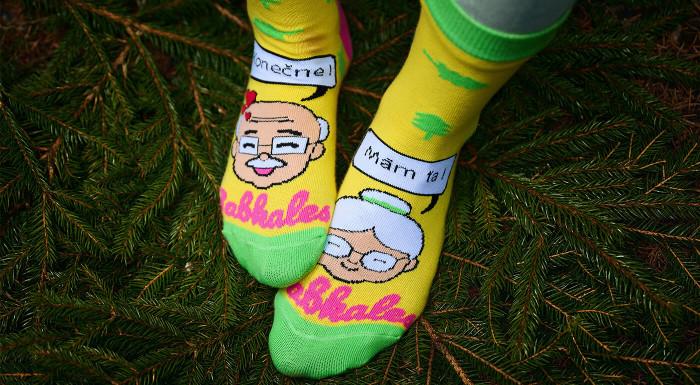 Ponožky Babkales sú hitom leta