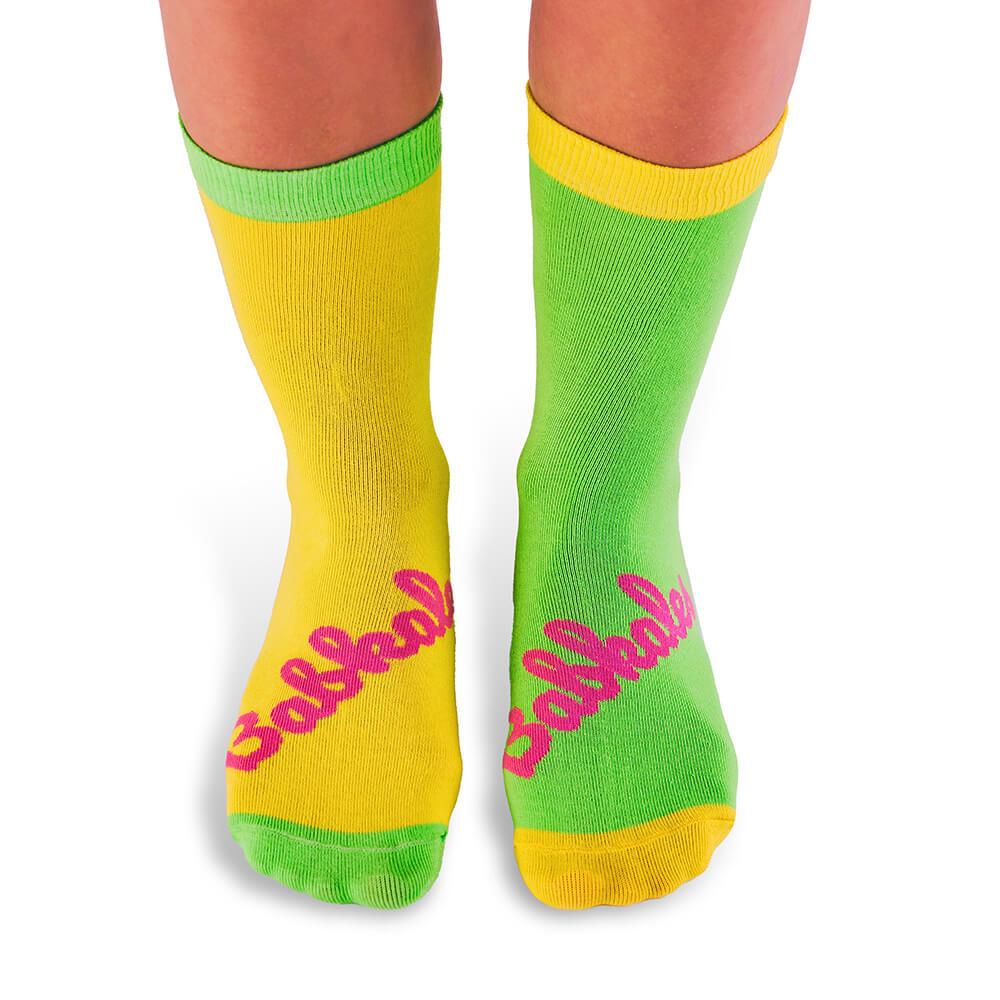 Babkales ponožky - Mix - veľkosť 35-38