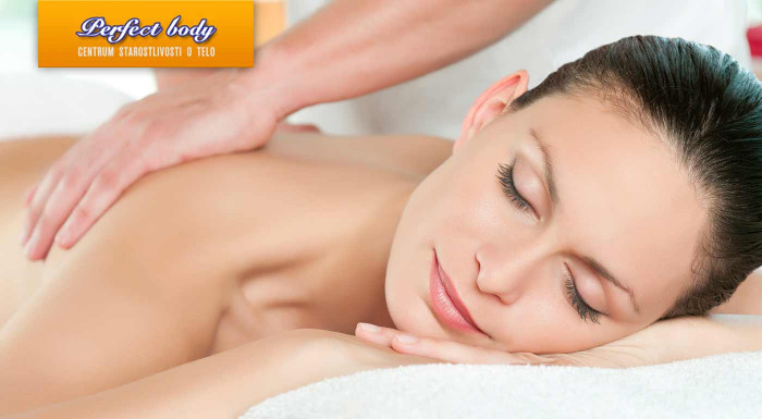Špeciálna masáž: Mäkké techniky v Perfect Body