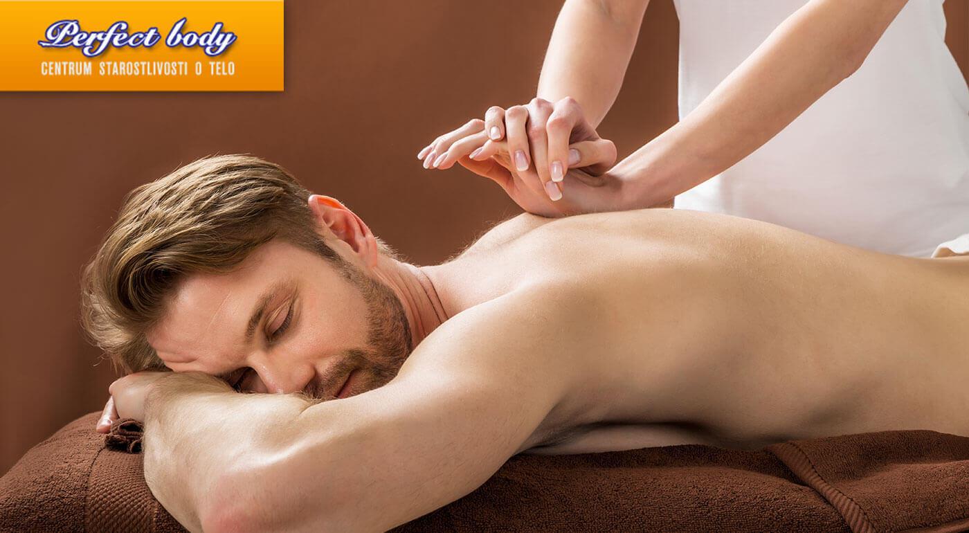 Breussova masáž pre 1 osobu v trvaní 30 minút