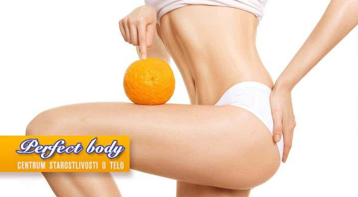 Kozmetické ošetrenie tela prístrojom Slimwave