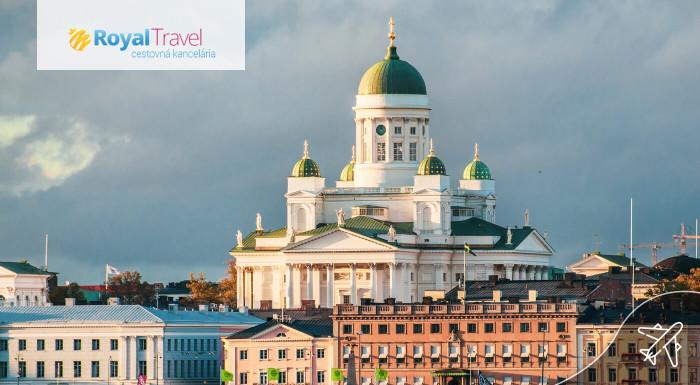 Navštívte pobaltskú perlu Tallinn a fínske Helsinky s CK Royal Travel. Na 4 -dňovom poznávacom zájazde vás okrem histórie čakajú miestne špeciality a skvelé lokálne pivá!