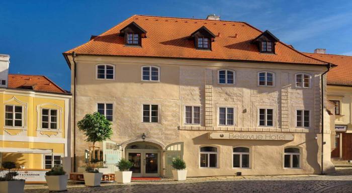 Český Krumlov-4*Hotel Bellevue