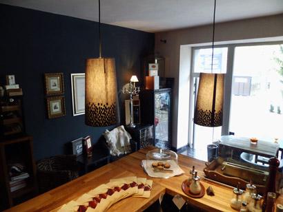 Wine Bar interiér