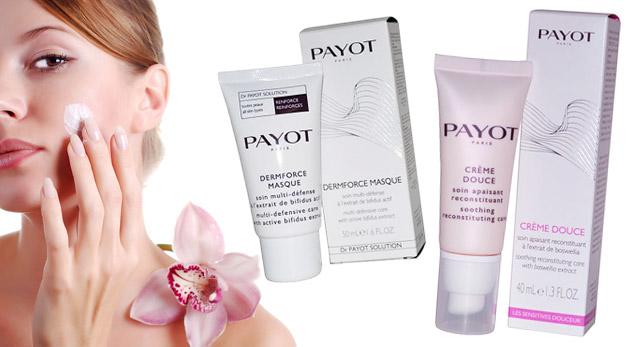 PAYOT - luxusná dámska francúzska kozmetika