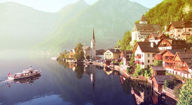 Víkend v Salzburgu s možnosťou plavby po Wolfgangsee. 2-dňový zájazd do najkrajších rakúskych miest.