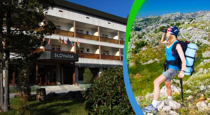 Jedinečný pobyt na 4 alebo 5 dní v nádhernom prostredí Vysokých Tatier pod vrcholom Lomnického štítu. Platnosť až do 23.12.2013.
