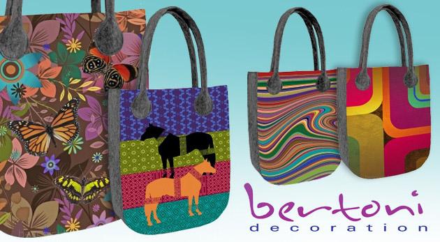 4a49b13bee Trendové kabelky značky Bertoni. V ponuke až 20 nápaditých vzorov ...