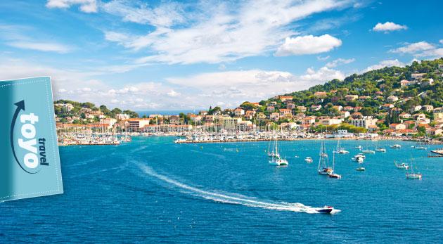Dovolenka na Francúzskej riviére - Monaco, Cannes, St. Tropez, Nice.