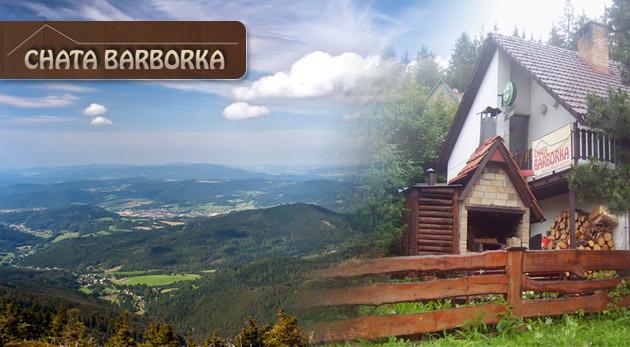 Pobyt pre 2 osoby s polpenziou v penzióne Chata Barborka v nádherných  Beskydách 59a1f14d09a