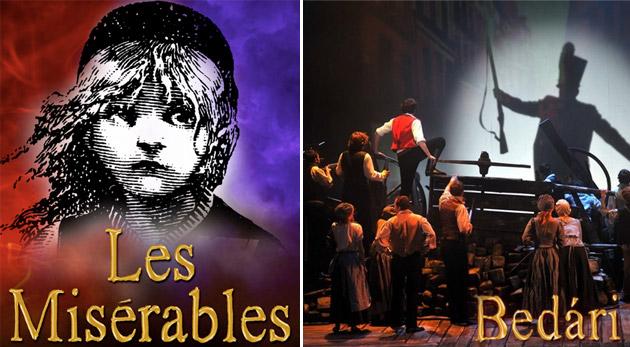 Vychutnajte si v októbri najúspešnejší muzikál všetkých čias Les Misérables - Bedári!
