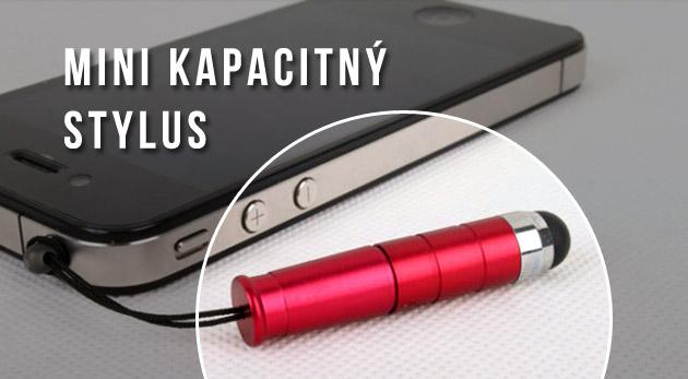 Dotykové pero pre rýchlu a presnú prácu na mobile.