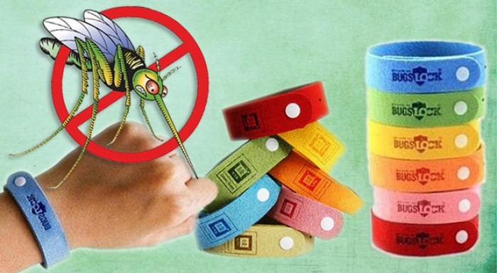 Repelentné náramky 5 kusov - vysoko účinná a bezpečná ochrana pred komármi. Vhodné pre deti i dospelých.