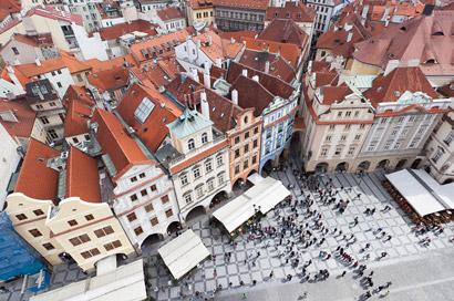 Centrum Praha