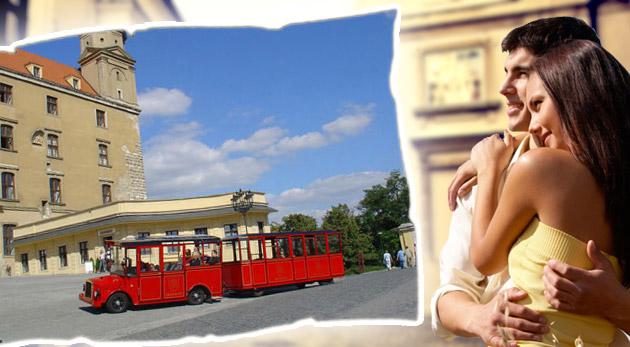Vyhliadková jazda v autíčku Prešporáčik-Oldtimer® v Bratislave