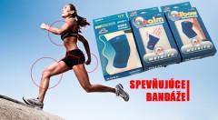 Zľava 60%: Výhodný set spevňujúcich zdravotníckych bandáží na zápästia, lakte a kolená len za 3,99€. Chráňte sa pred nepríjemnou bolesťou kĺbov a svalstva!