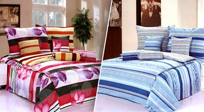 Trendová posteľná bielizeň. Oživte vašu spálňu štýlovými obliečkami.