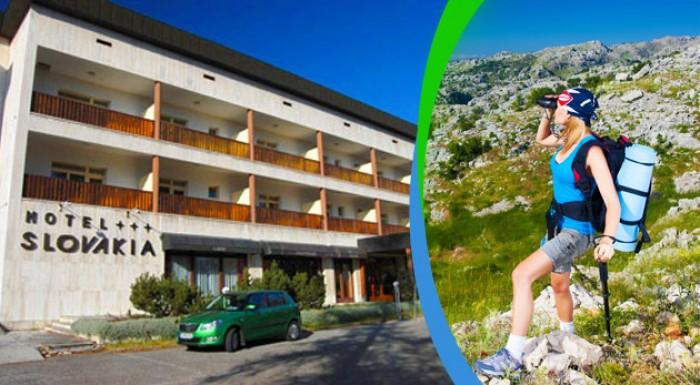 Jedinečný pobyt na 3 dni v nádhernom prostredí Vysokých Tatier. Platnosť až do 23.12.2013.
