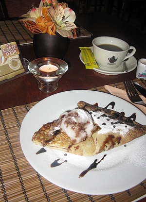 Business Caffe and restaurant