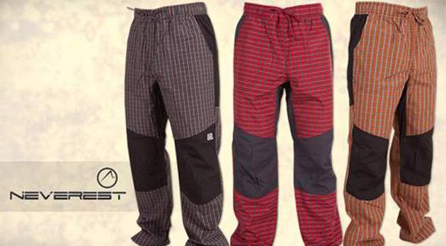 45e3162eb293 Pohodlné pánske športové nohavice značky Neverest.
