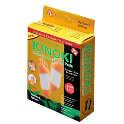 Detoxikačné náplaste KINOKI GOLD  (1 balenie, 10 kusov)