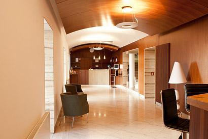 Interiér Hotel Popelka ****