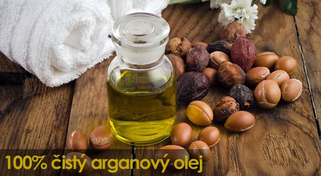 Arganový olej - čistý prírodný produkt v BIO kvalite pre krásnu a zdravú pleť, vhodný aj pre citlivú pokožku.