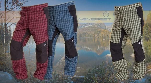 20d415982c40 Pohodlné pánske športové nohavice značky Neverest.