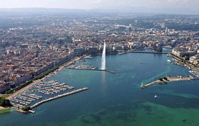 Autosalón Ženeva