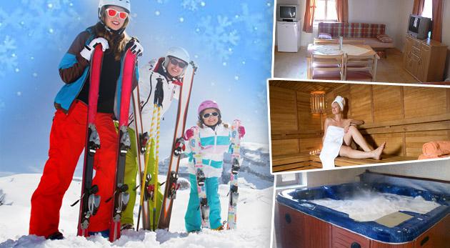 Zimný pobyt na 3 alebo 4 dni pre dvoch s polpenziou, fľašou sektu, kartou zliav a wellnessom v Banskej Štiavnici. Deti do 6 rokov ubytovanie zdarma.