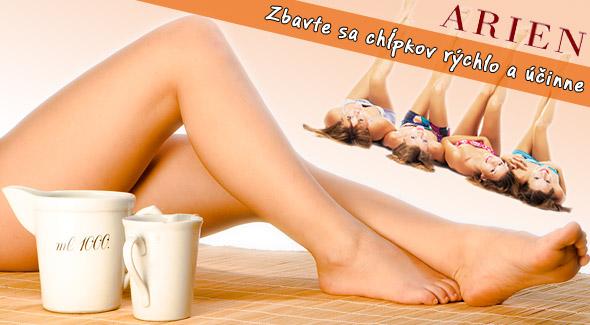 Fotka zľavy: Depilácia nôh už od 4,95€. Pozývame Vás do Salónu Arien. Vystavte na obdiv svoje krásne, jemné a hladné nôžky.