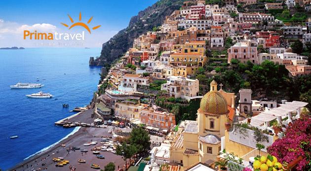 Neapol, Vezuv, ostrov Capri. 5-dňový zájazd do čarovnej oblasti južného Talianska