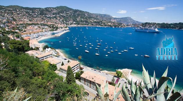 Fantastický poznávací zájazd do Francúzska s návštevou očarujúcich miest NICE, MONACO, CANES, Saint-Tropez