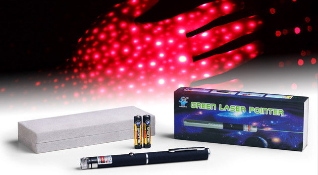 Praktické laserové ukazovadlo v tvare pera - Laser Pointer. Neoceniteľný pomocník na rôzne činnosti.